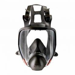 Masca integrala de protectie respiratorie, de gaze, reutilizabila 6800 3M