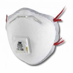Semimasca de protectie cu supapa FFP3 8833 3M
