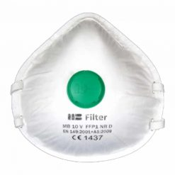Semimasca simpla de protectie cu supapa FFP1 MB10V