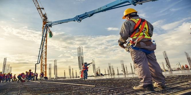 Echipamente de protectie santier de constructii