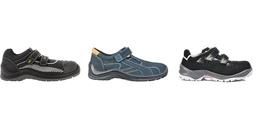 Sfaturi utile privind sandalele de protectie pentru lunile calde